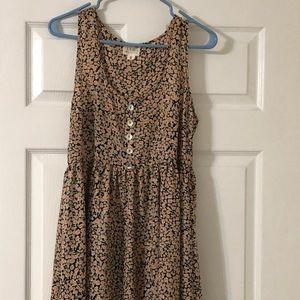 L.A. Hearts Floral Dress - Size Medium